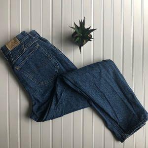 Vintage Lee mom jeans